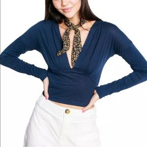 Free People Maven Top NWT